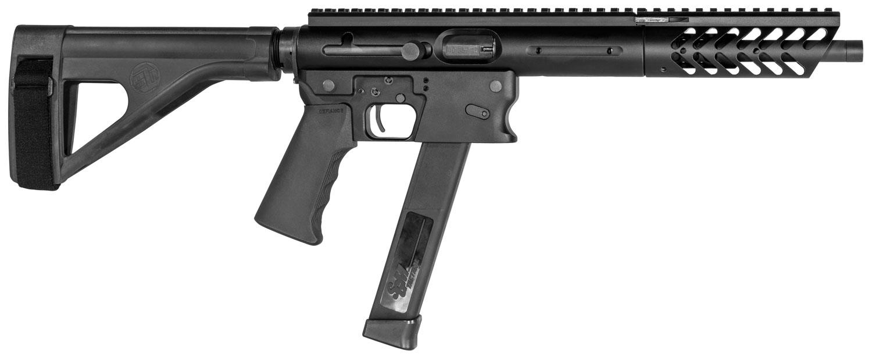 TNW FIREARMS INC ASRP0040BK Aero Survival   AR Pistol Semi-Automatic 40 S&W 8