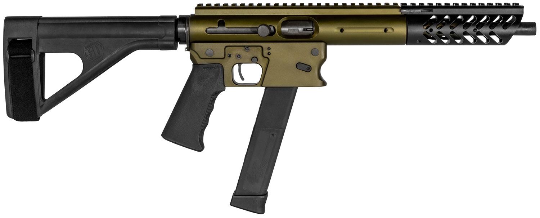 TNW FIREARMS INC ASRP0045OD Aero Survival   AR Pistol Semi-Automatic 45 Automatic Colt Pistol (ACP) 8