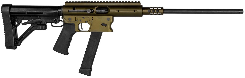 TNW FIREARMS INC ASRX0009OD Aero Survival   Semi-Automatic 9mm Luger 16.25