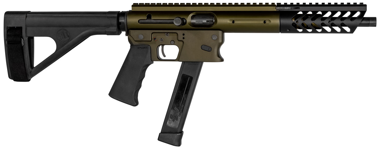 TNW FIREARMS INC ASRP0009OD Aero Survival   AR Pistol Semi-Automatic 9mm Luger 8