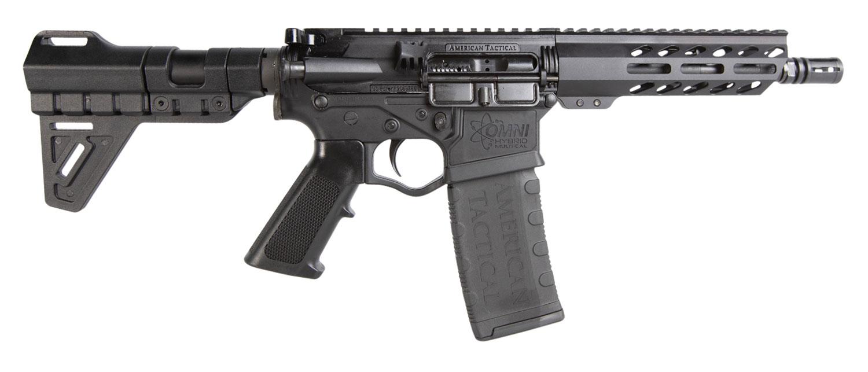 ATI GOMX300P4B Omni Hybrid   MAXX AR Pistol Semi-Automatic 300 Blackout 7.5