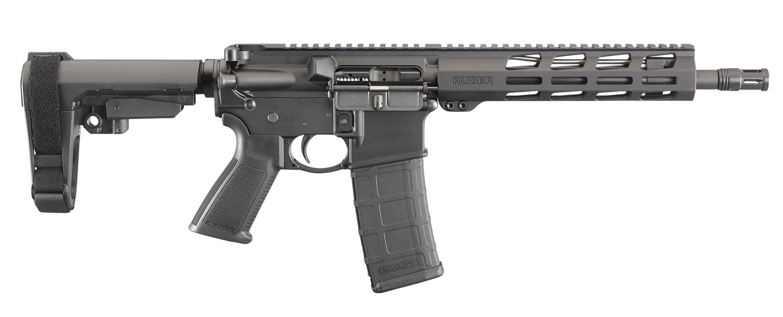 RUGER AR-556 PSTL 556 10.5