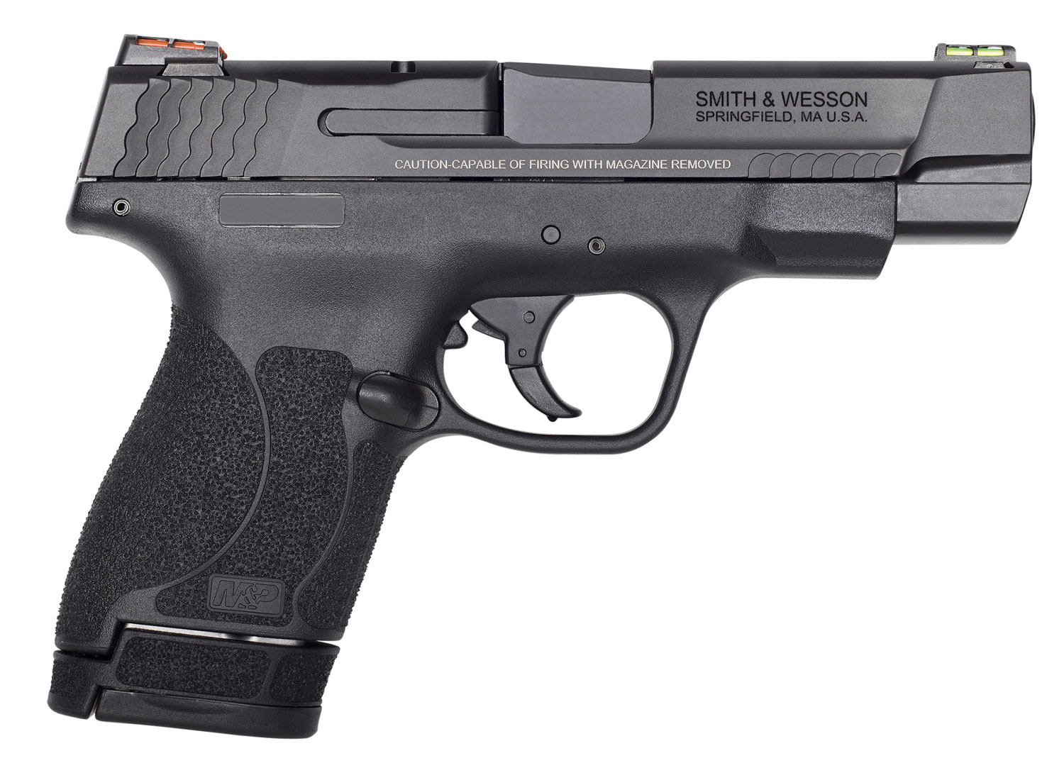 Smith & Wesson 11796 M&P 40 Shield M2.0 Performance Center 40 S&W Double 4