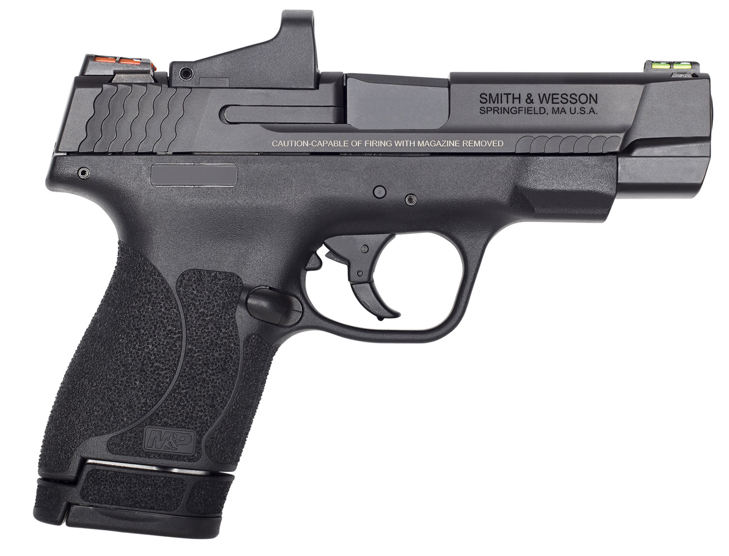 Smith & Wesson 11797 M&P 40 Shield M2.0 Performance Center 40 S&W Double 4