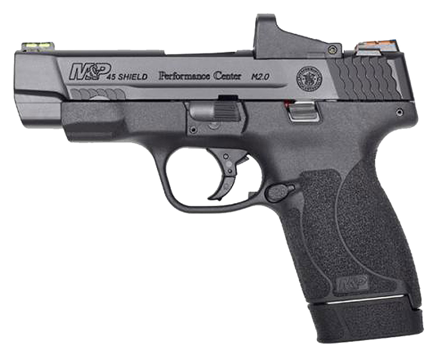 Smith & Wesson 11865 Performance Center 45 Shield M2.0 45 ACP Double 4