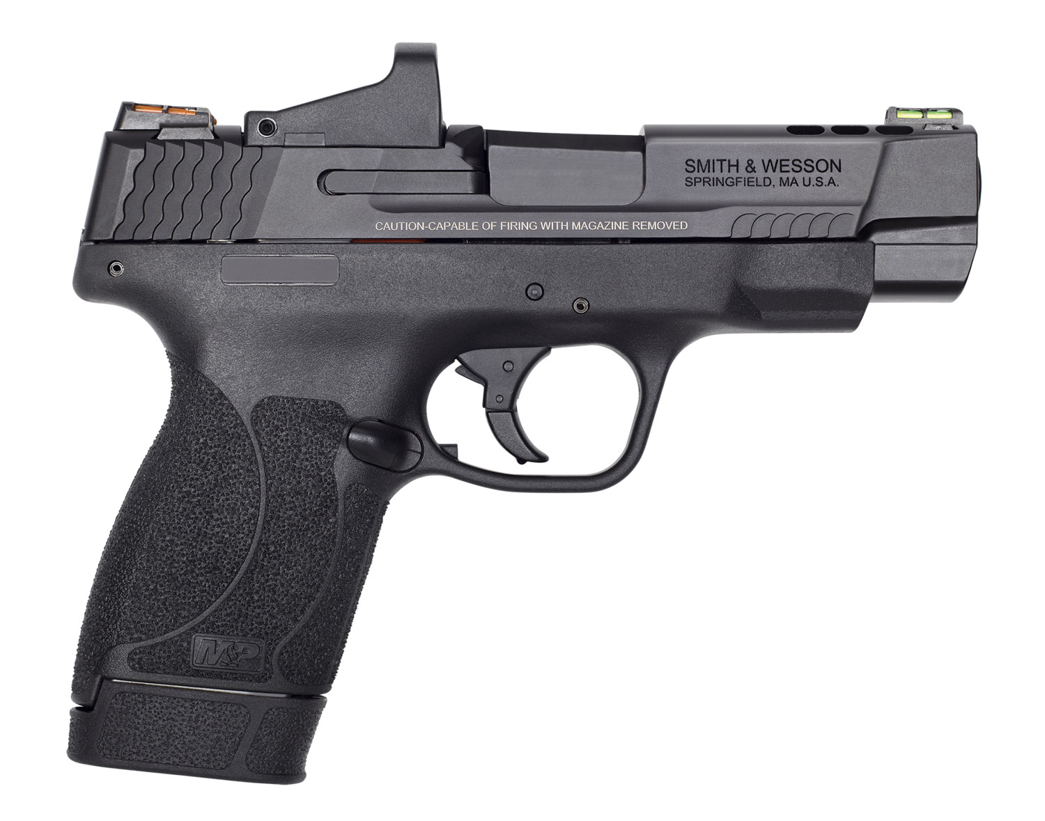 Smith & Wesson 11866 Performance Center 45 Shield M2.0 45 ACP Double 4