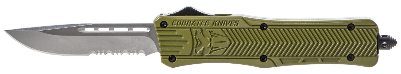COBRA TEC KNIVES LLC MODCTK1MDS CTK-1 Medium  3