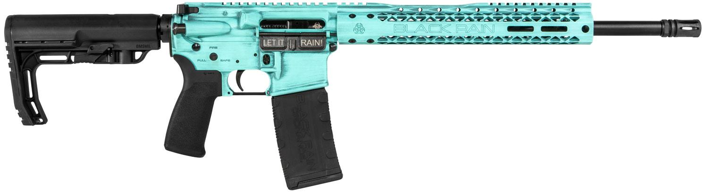 Black Rain BROFUSIONTBB Fusion   Semi-Automatic 223 Remington/5.56 NATO 16