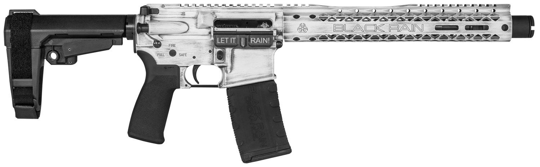 Black Rain BROFUSIONPSBA3WB Fusion   AR Pistol Semi-Automatic 223 Remington/5.56 NATO 10.5