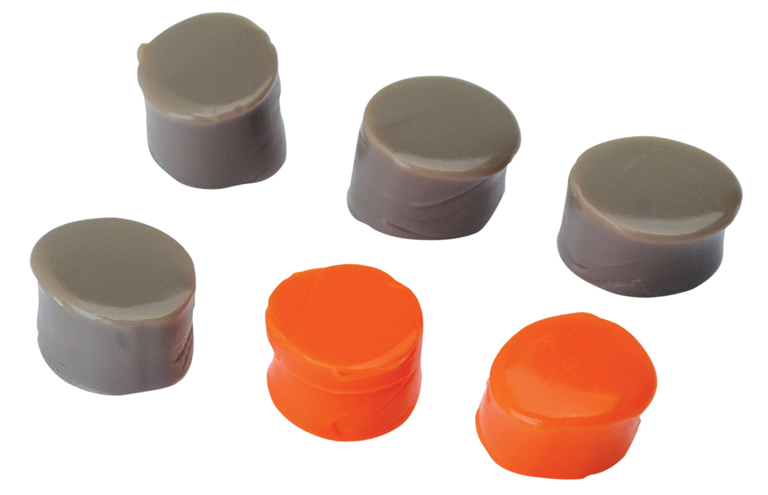 Walkers GWPSILPLGOFDE Silicone Putty   Earplugs 32 dB Orange/FDE