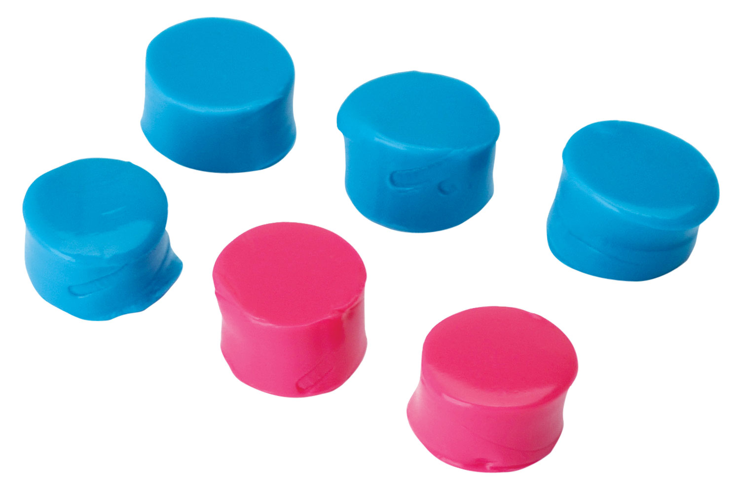 Walkers GWPSILPLGPKTL Silicone Putty   Earplugs 32 dB Pink/Teal