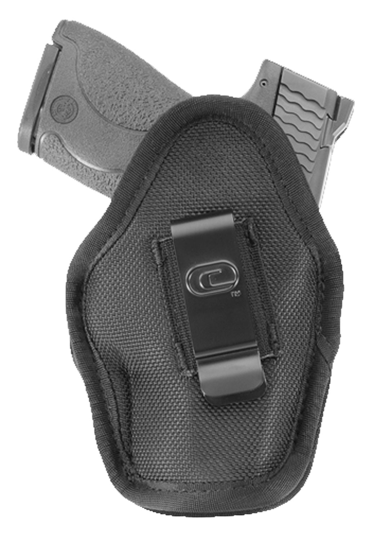 Crossfire Shooting Gear CRFMPCTSA1M1 Impact  Black 1680D Ballistic Nylon IWB 1-1.5