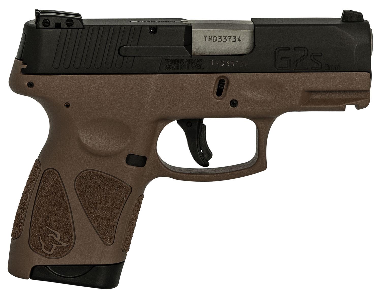 Taurus 1G2S931B G2S  9mm Luger Single 3.26