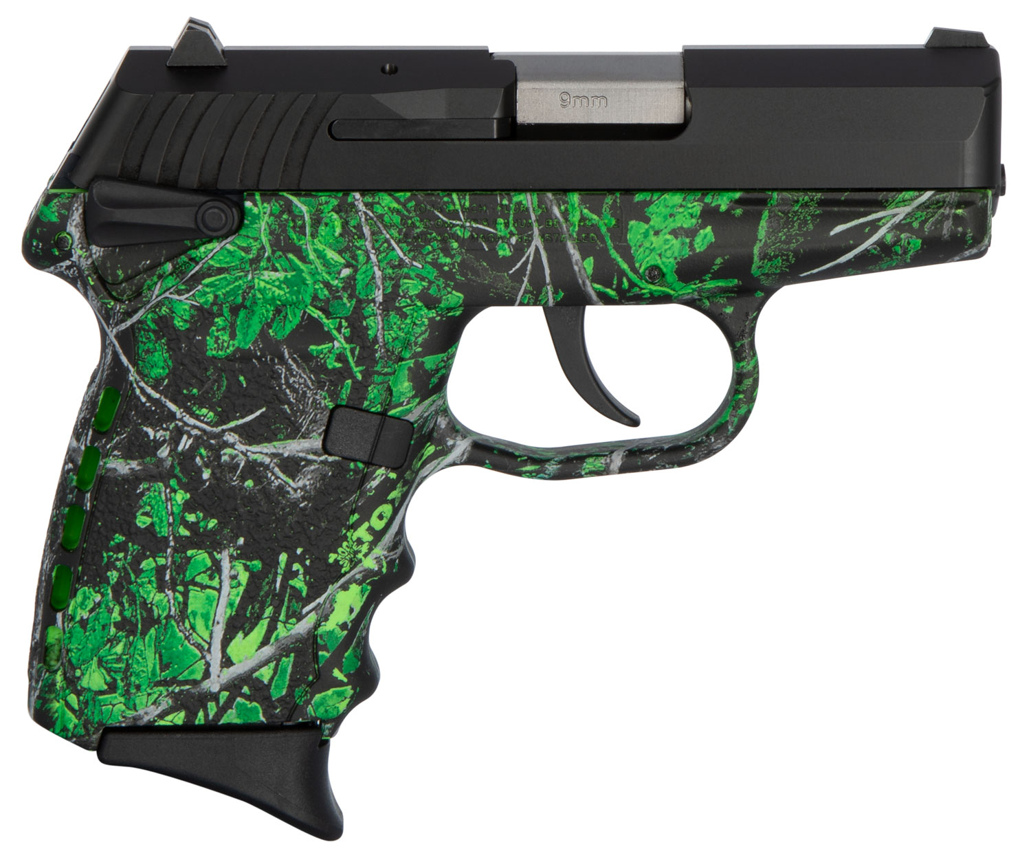 SCCY Industries CPX1CBMT CPX-1 Carbon  9mm Luger Double 3.1