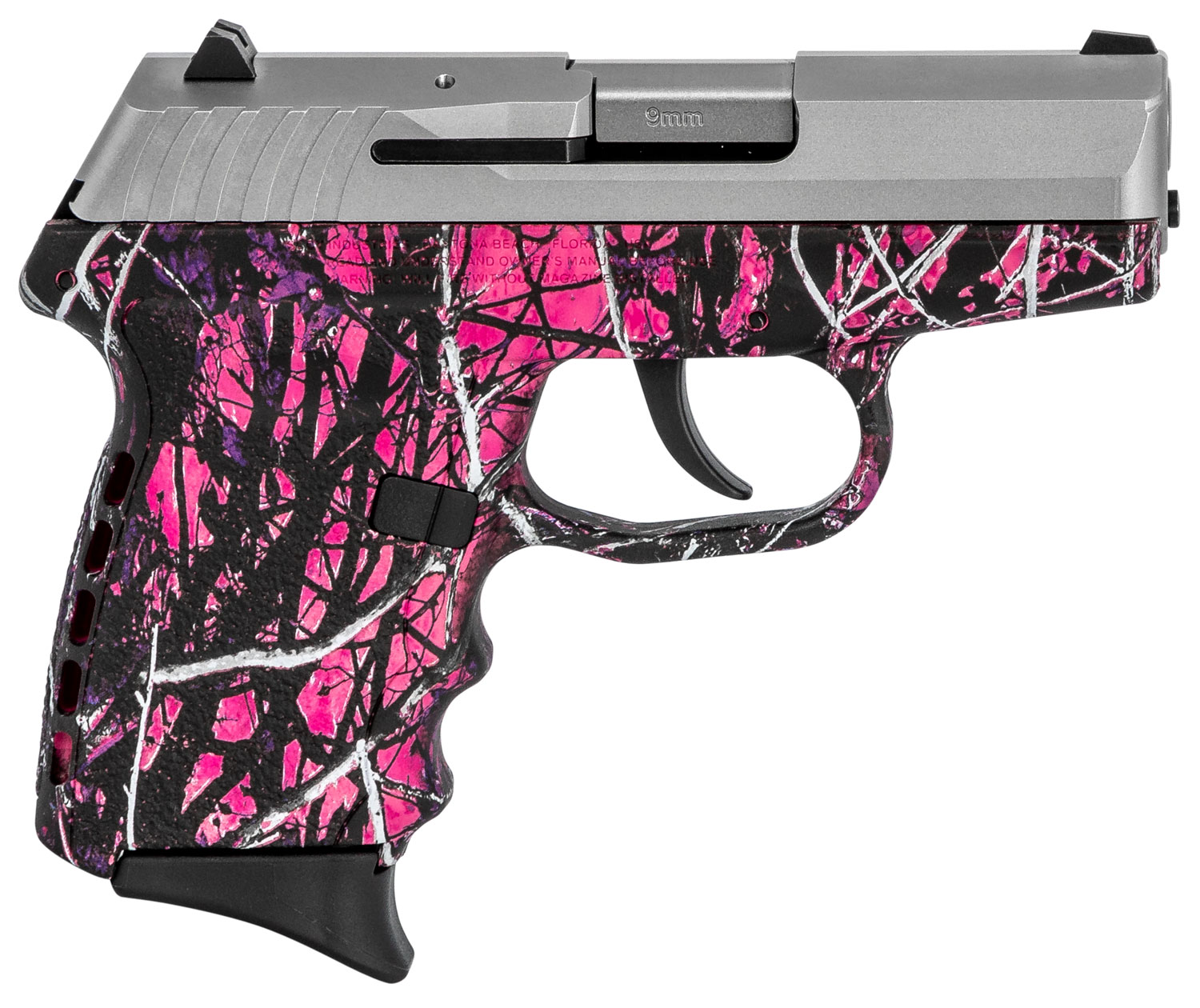 SCCY Industries CPX2TTMG CPX-2 Carbon  9mm Luger Double 3.1