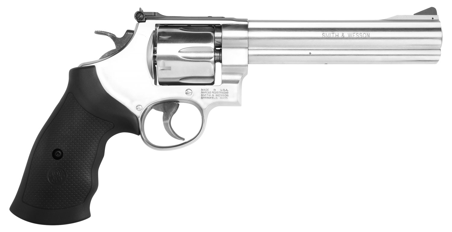 Smith & Wesson 12462 610  Revolver Single/Double 10mm Auto 6.5