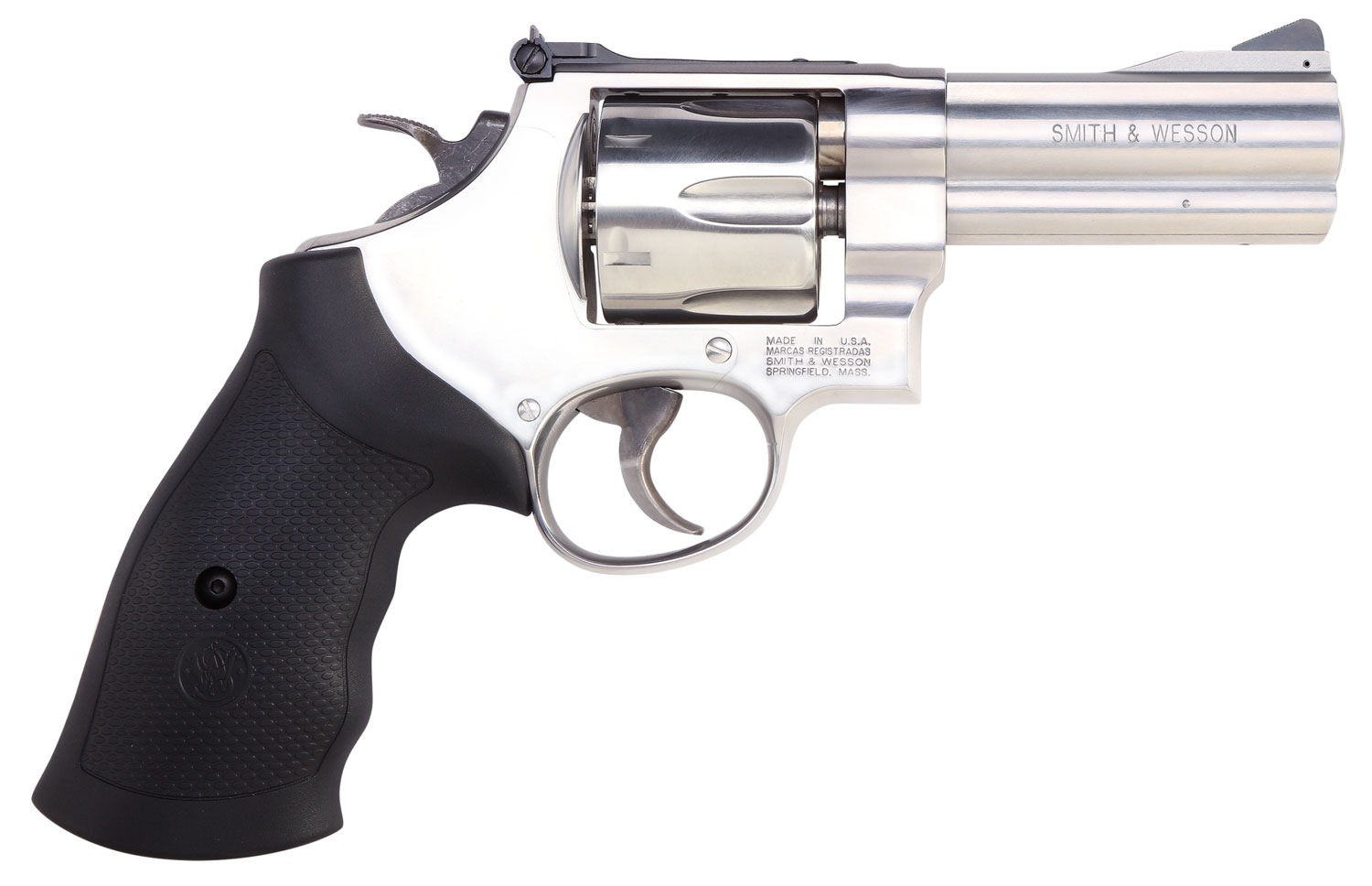 Smith & Wesson 12463 610  Revolver Single/Double 10mm Auto 4