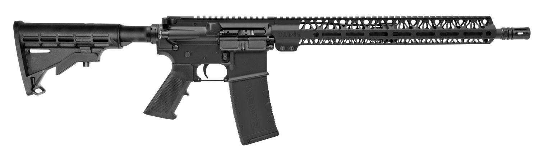 Talon Armament TACG300160108BLT15GS Gryphon   Semi-Automatic 300 AAC Blackout 16