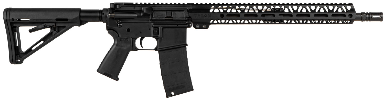 Talon Armament TACG300160107BLT15MS Gryphon   Semi-Automatic 300 AAC Blackout 16