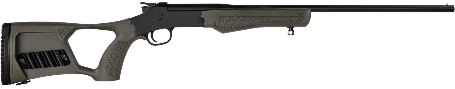 Rossi MP4111813Y22OD Matched Pair  Single 410/22 LR Matte Black/OD Green Thumbhole Stock