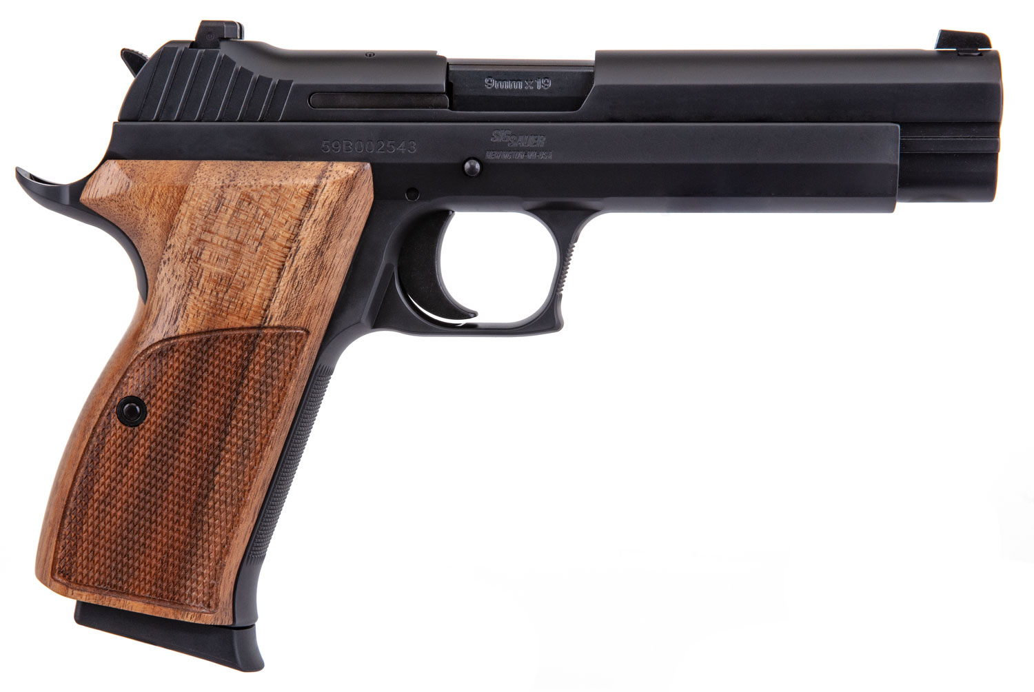 Sig Sauer 210A9B P210  9mm Luger Single 5