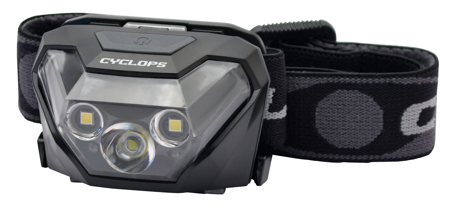 Cyclops 5W Headlamp  <br>  500 Lumen