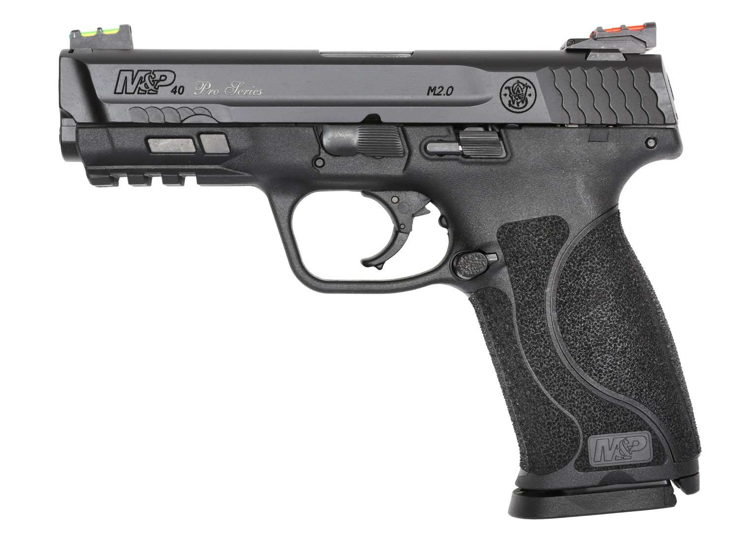Smith & Wesson 11819 Performance Center M&P 40 M2.0 40 S&W Semi-Automatic Striker Fire 4.25