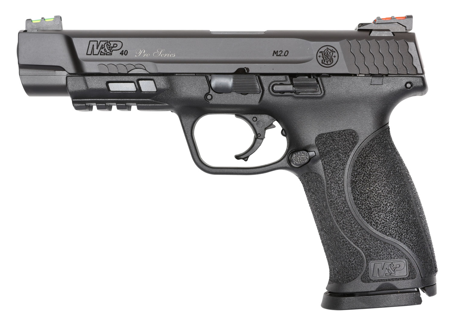 Smith & Wesson 11821 Performance Center M&P 40 M2.0  40 S&W Striker Fire 5