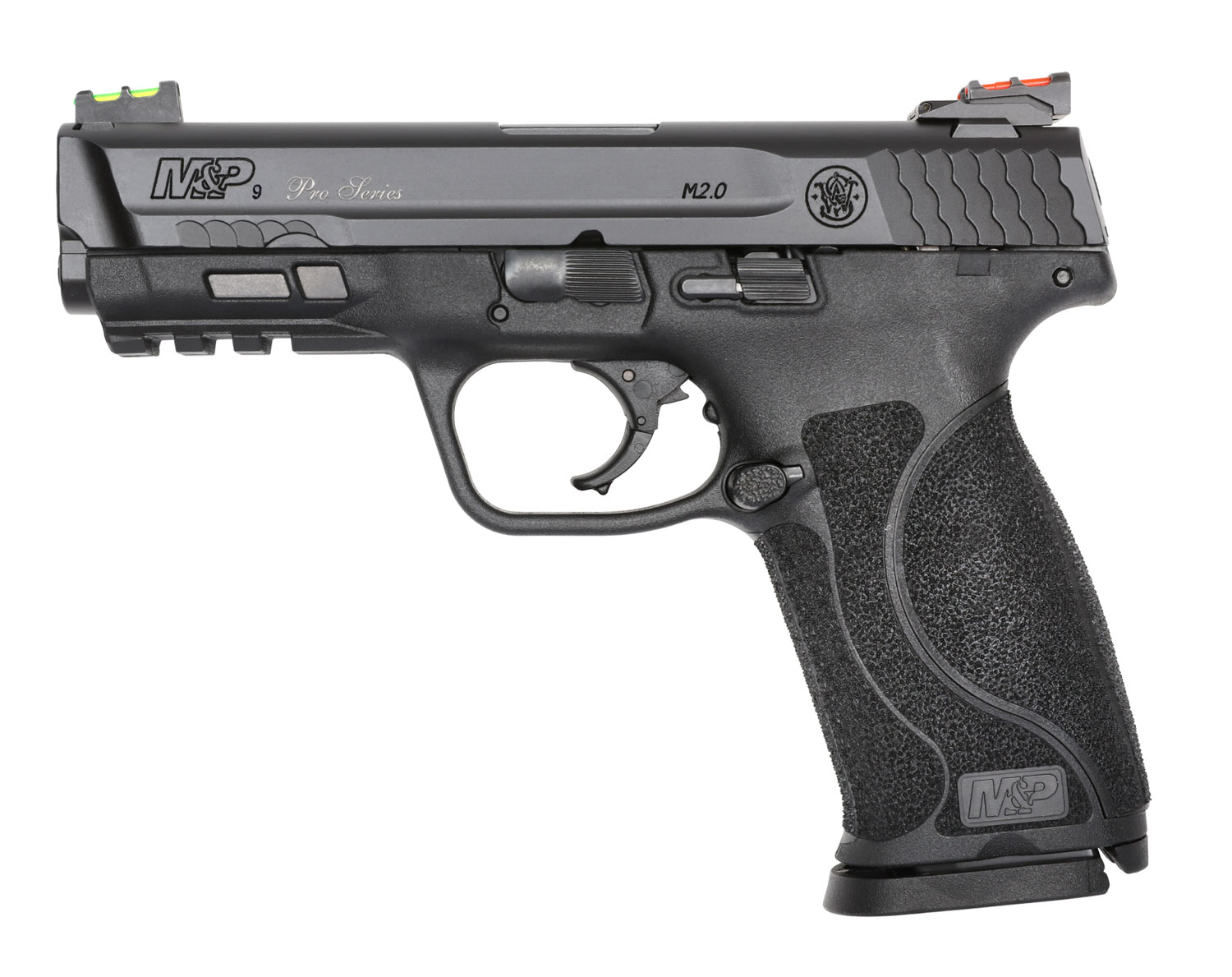 Smith & Wesson 11818 Performance Center M&P 9 M2.0  9mm Luger Striker Fire 4.25