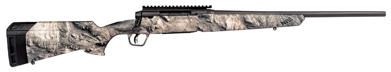 SAV 57480 AXIS II 22-250  OVERWATCH