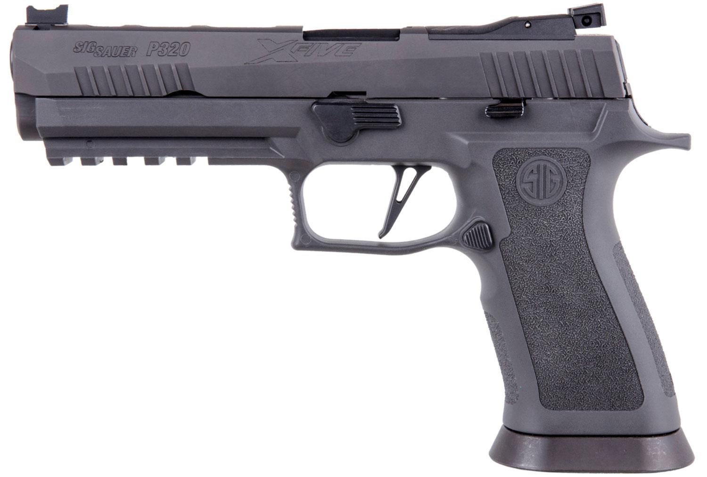 Sig Sauer 320X59LEGIONR2 P320 X-Five Legion 9mm Luger 5