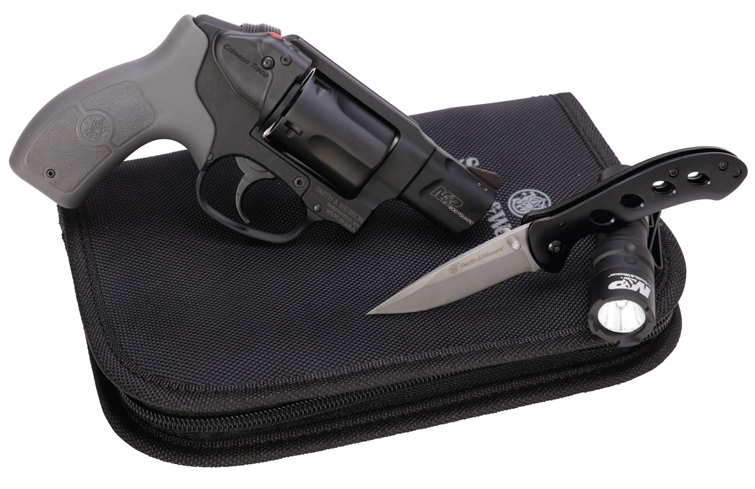 Smith & Wesson 12933 M&P Bodyguard 38 Everyday Carry Kit 38 Special +P 1.9