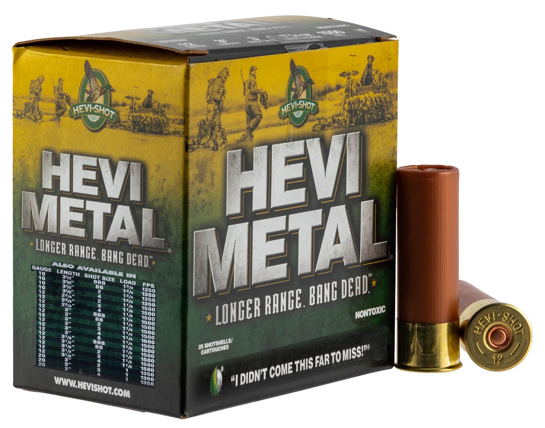 Hevishot 38508 Hevi-Metal Longer Range 12 Gauge 3.50