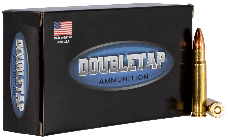 DoubleTap Ammunition 358W200X DT  358 Winchester 200 GR Barnes TSX 20 Bx/ 25 Cs