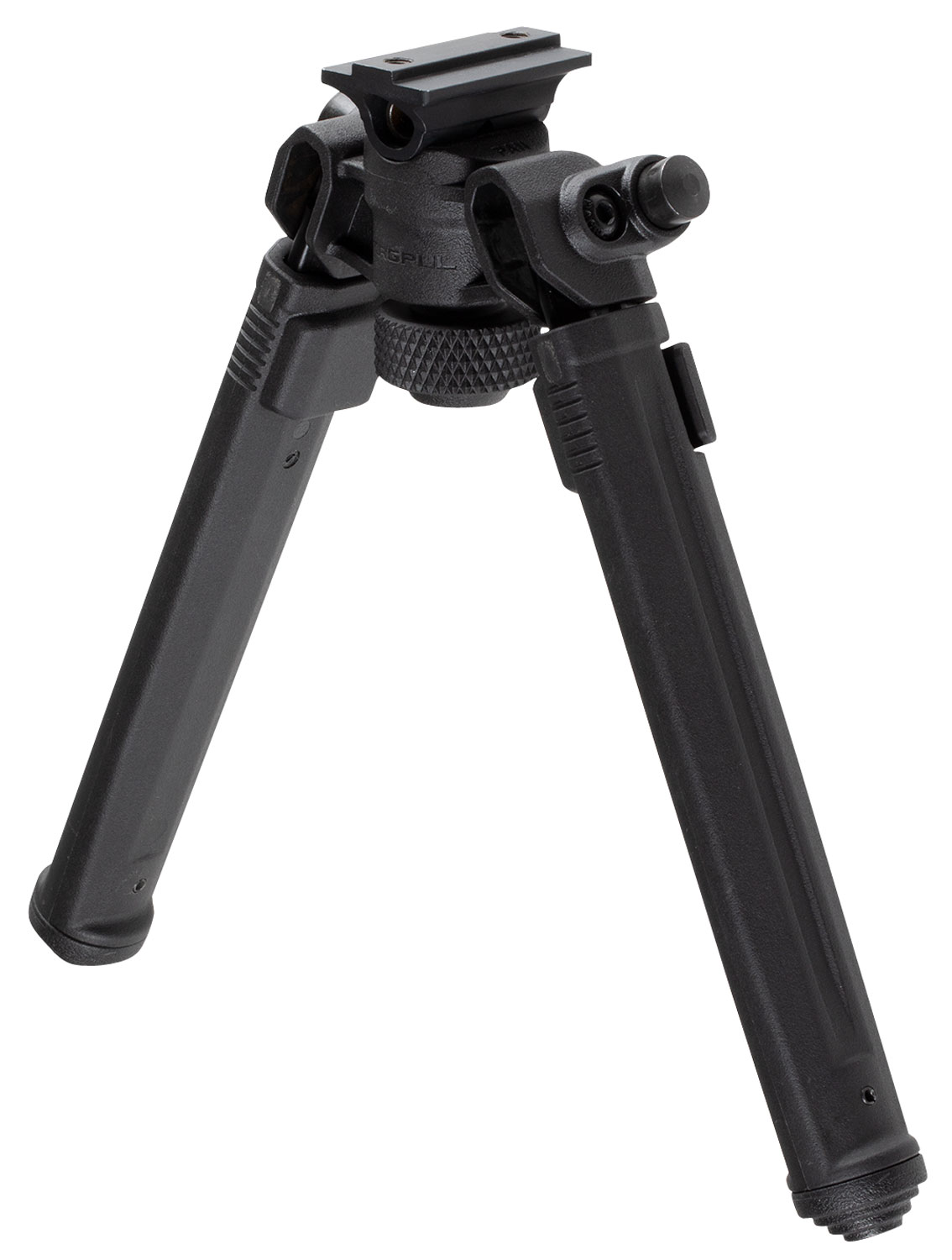 Magpul MAG951-BLK A.R.M.S. 17S Style  Bipod Black 6061 T6 Aluminum Polymer