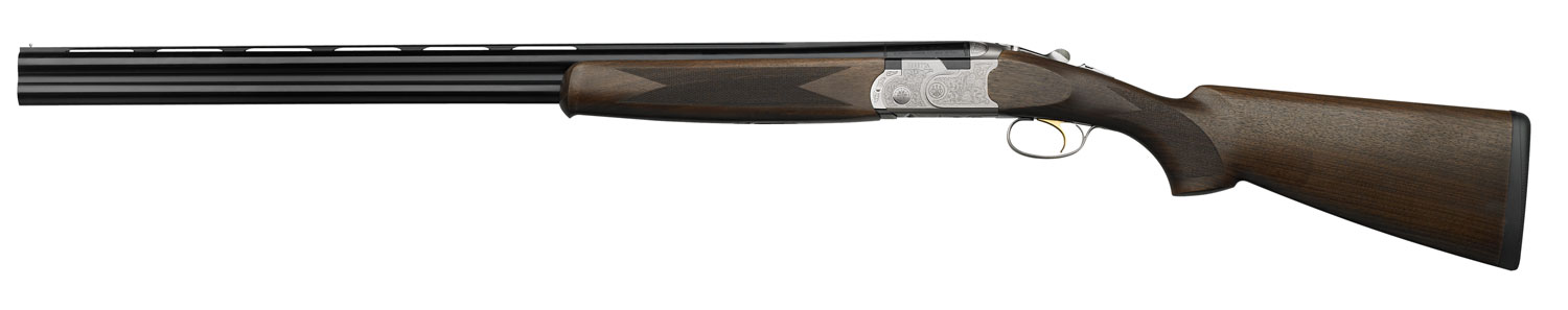 Beretta USA J686SJ0L 686 Silver Pigeon I LH Over/Under 12 Gauge 30