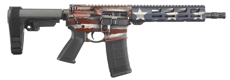 RUGER AR-556 PSTL 556 10.5 USA 30RD