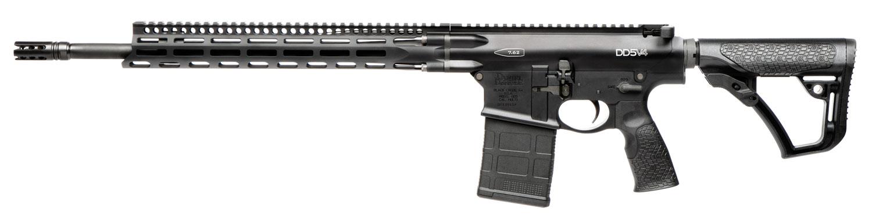 Daniel Defense 0215813210067 DD5 V4 *CO Compliant 7.62x51mm NATO 18