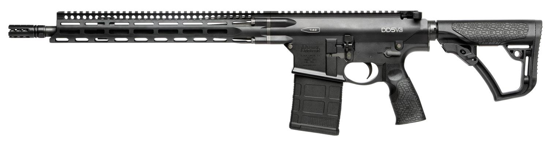 Daniel Defense 0215707258067 DD5 V3 *CO Complaint 7.62x51mm NATO 16