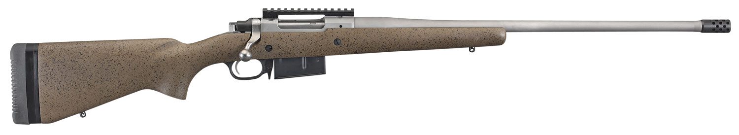 Ruger 47198 Hawkeye Long-Range 6.5 Creedmoor 6.5 Creedmoor 22