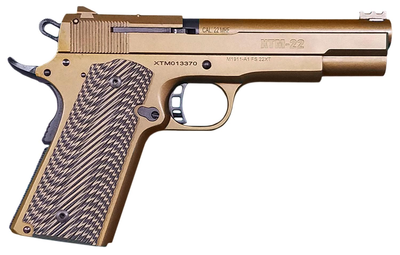 Rock Island 56792 XT22 Magnum 22 Mag 5