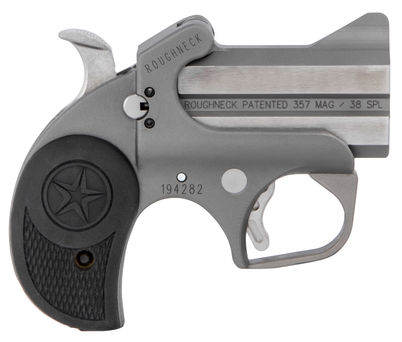 ROUGHNECK 357/38 SS 2.5 FS - TRIGGER GUARD | CROSSBOLT SFTY