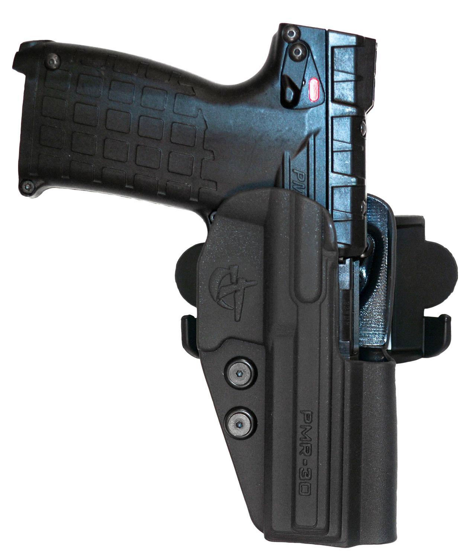 Comp-Tac C241KT095RBKN International OWB Kel-Tec PMR30 Black Kydex