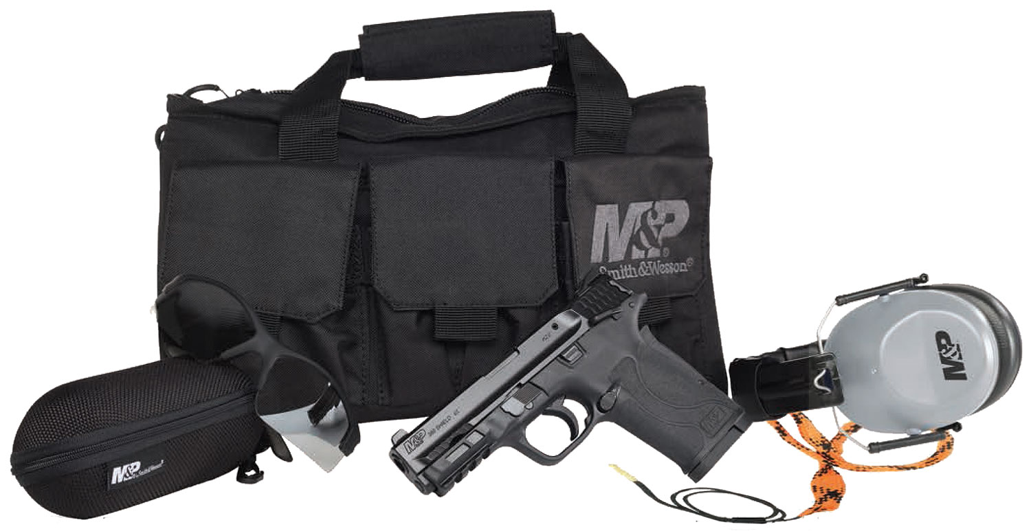 Smith & Wesson 13114 M&P 380 Shield EZ 380 ACP 3.675