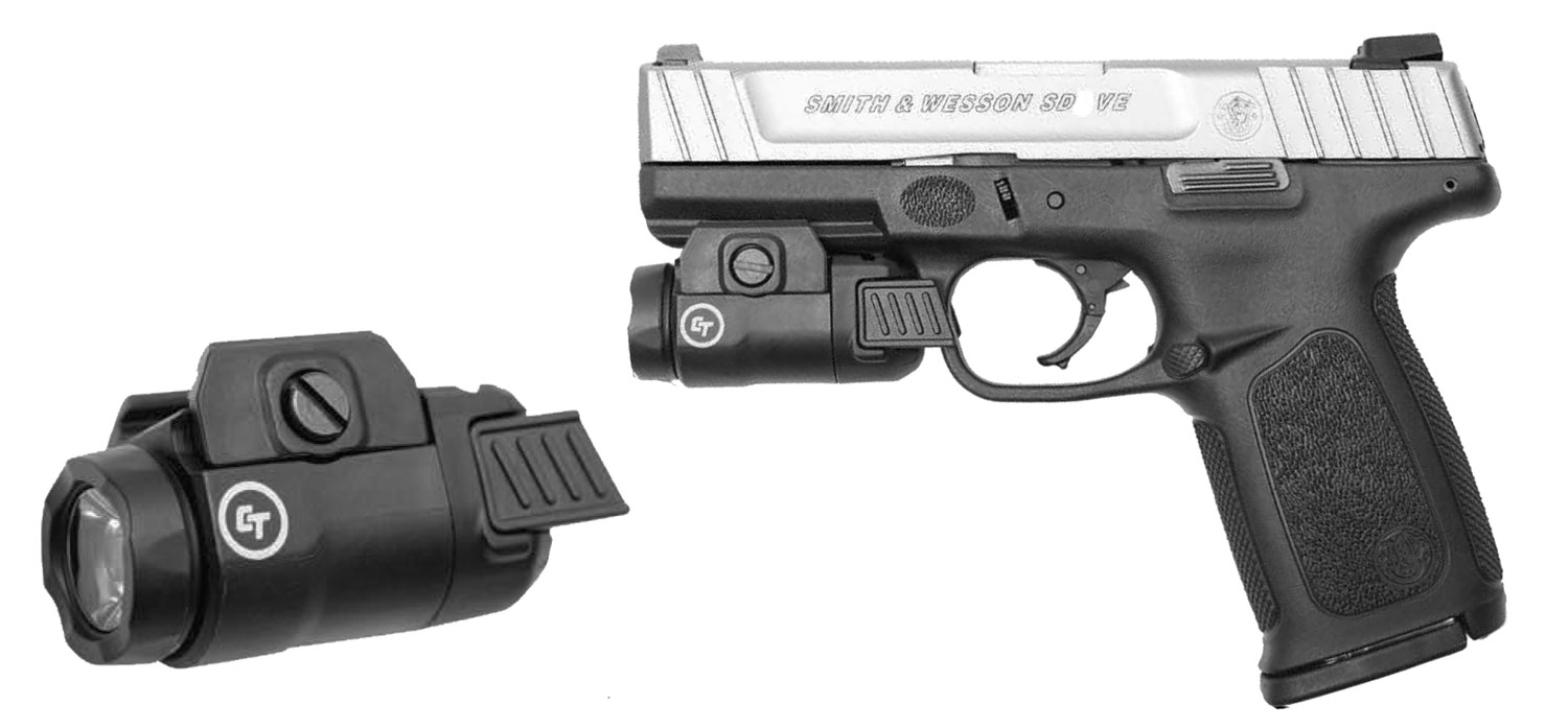 S&W SD40VE     13051 40S SDVE BLKFRI  (223900) 16