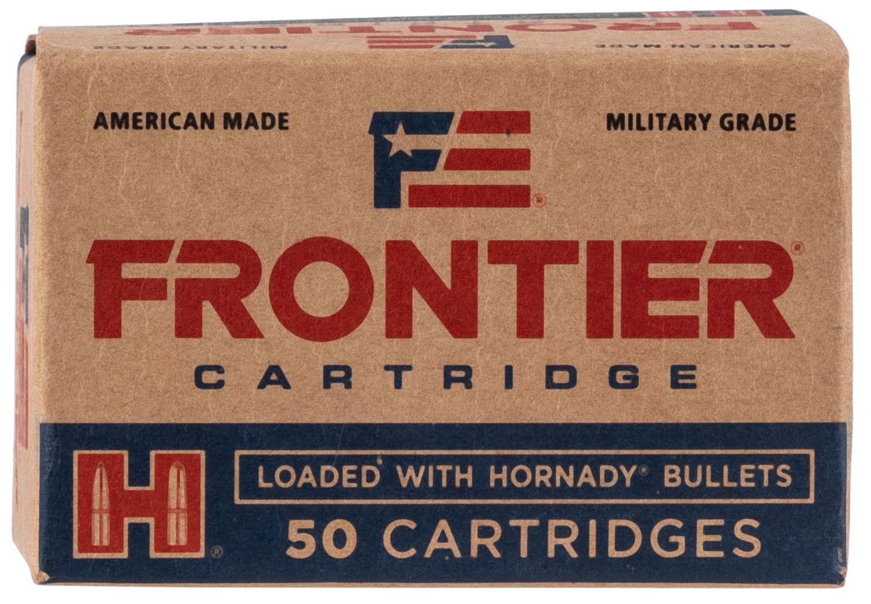 Frontier Cartridge Rifle 5.56 NATO 55 gr Full Metal Jacket (FMJ) 50 Bx/ 10 Cs
