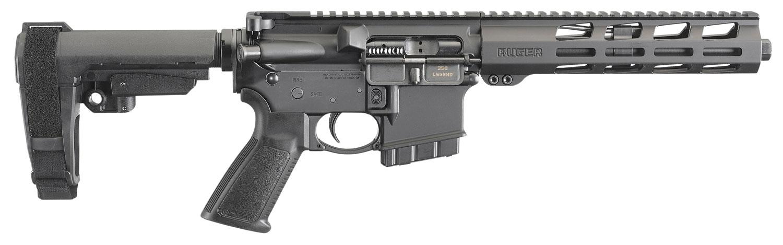 RUGER AR-556 PSTL 350LEG 9.5 BLK 5RD