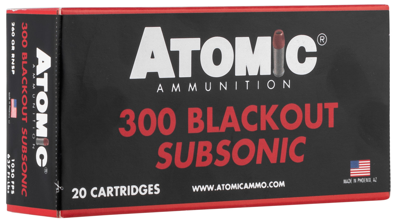 ATOMIC 00478 300 BO  260 RNSP SUBSONIC       20/10