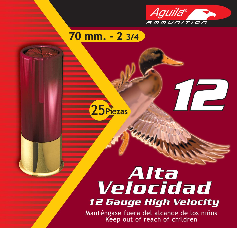Aguila 1CHB1202 Field   12 Gauge 2.75