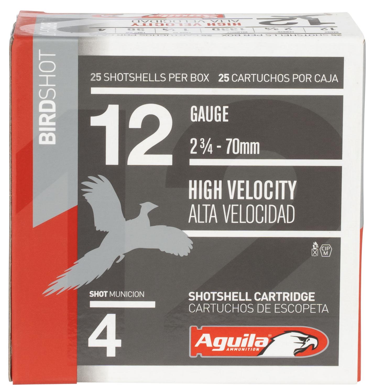 Aguila 1CHB1204 Field   12 Gauge 2.75